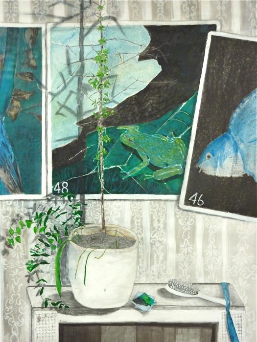 Het is een makkelijke plant - Lea Adriaans