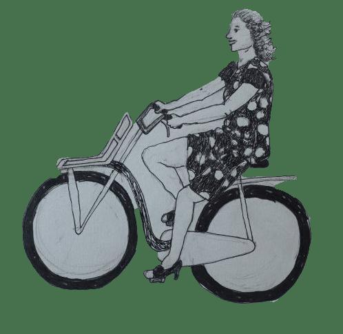 Fietsen - Lea Adriaans, still van animatie