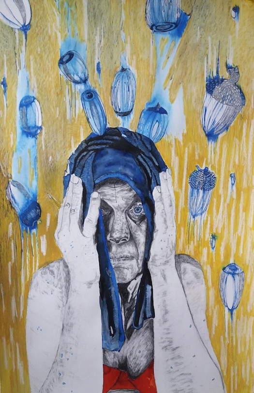 Maria en haar blauwe eikels 2 - Lea Adriaans